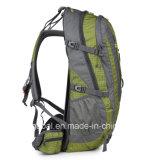 ギヤ荷物袋をハイキングする80Lキャンプのリュックサックはラヴェルのバックパックを遊ばす