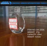 Nagel-Kunst-Glasware-und Glas-Nagellack-Behälter der Schönheits-10ml
