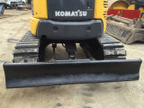 Excavatrice initiale utilisée de KOMATSU PC55mr-2 à vendre