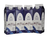 1000ml Pasteurized Milk Gable Top Carton