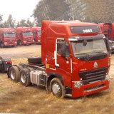 Sinotruk HOWO-A7 6X4 40-50tのトラクターのトラック