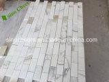 Mosaico de mármol blanco decorativo 2015 de la iglesia del precio de fábrica