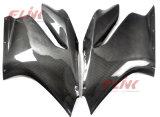 Carbono Fiber Side Panels para para Ducati Panigale 1199