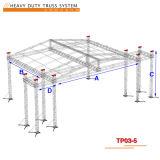 頑丈なトラスSysemのアルミニウム屋根のトラス(TP03-5)