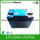 太陽ライトのためのホットケーキ12V 20ah LiFePO4電池
