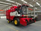 اثنان عجلات إدارة وحدة دفع فول سودانيّ حصّادة درّاسة حصاد آلة