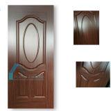 HDF moldeado de la piel de la puerta de melamina Puertas de Interior