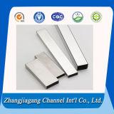 Precios de China del tubo del acero inoxidable para el pasamano del balcón