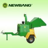 Механические узлы и агрегаты установлены дробилка для древесных отходов дизельного двигателя трактора с маркировкой CE