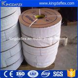 Tubo flessibile resistente a temperatura elevata variopinto giallo blu del PVC Layflat