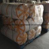 ткань керамического волокна сопротивления жары 1260c для занавесов/одеял заварки