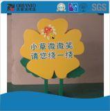 Bannière d'affichage simple face à la peinture de haute qualité