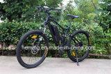 bicicleta elétrica de 250W MTB com medidor inteligente do LCD