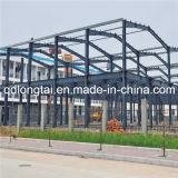 Construção de aço do frame da luz da extensão larga do ISO & do CE para a fábrica
