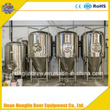 Fermentadora de /Beer del equipo de la fabricación de la cerveza del acero inoxidable