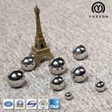 "1/4 "" de 6.35mm Highquality Chrome Steel Ball AISI 52100"