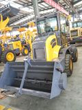 1.5 톤 프런트 엔드 로더 유압 소형 바퀴 로더