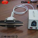 Zm400携帯用Hand-Holdのポリ袋の熱の衝動クランプシーラー
