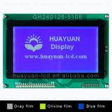 Panneau graphique d'écran de module d'affichage à cristaux liquides de la matrice de points 240*128