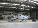 Vertente Prefab do avião de /an do edifício do hangar da construção de aço