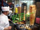 Машина Doner машины Doner Kebab газа электрическая