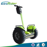 Ecorider Two Wheel Self Balancing Off Road Sagway Golf Scooter Stand up Scooter électrique