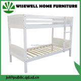 子供の寝室の家具の木の二段ベッド(WJZ-B115)
