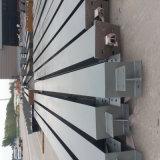 Mejor dispositivo de almacenamiento estructura de precios de acero con certificado SGS
