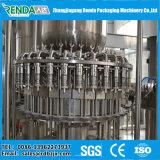 Edelstahl-heiße Frucht-Plastikflaschen-/Haustier-Flaschen-Saft-Füllmaschine