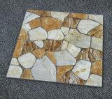 Foshan esmaltó los azulejos de suelo de cerámica brillantes por completo pulidos de la mirada