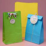 Sacchi di carta variopinti poco costosi del regalo di arte a Guangzhou
