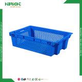 Armazém Nestable Engradado de Logística de plástico empilháveis