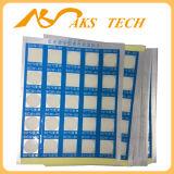 Etiqueta engomada activada calor termal de la temperatura del papel del cambio del color