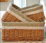 (BC-ST1063) Handcraft il cestino naturale del salice