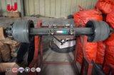 Fabricantes resistentes Fuwa 13t de los árboles del acoplado|árbol 16tons