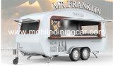 De commerciële Aanhangwagen van de Keuken/Van de Bedrijfs kar van het Voedsel Vrachtwagen voor Verkoop