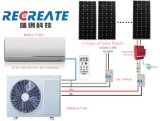 O condicionador de ar portáteis alimentadas por energia solar