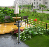 Si chaud LED couleur Pelouse lumière solaire 4w pour la décoration et jardin