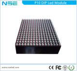 Modulo della visualizzazione di LED del TUFFO P10 da vendere