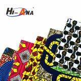Cooperar con una tela africana más barata de las impresiones de la cera de las compañías de la marca de fábrica