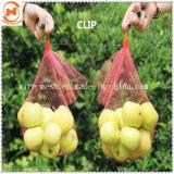 Sacs PP net pour l'emballage des fruits et légumes de sacs de maille