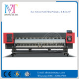 Mt Melhor Impressora jato de tinta de grande formato Solvente ecológico para impressora de filme macio Mt-Softfilm3207