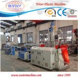 PE van pp Machine van de Pijp van pvc de Plastic Enige Muur Golf