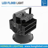 Leistungs-Metallgehäuse PFEILER im Freien IP65 100W 200W 300W 400W 500W LED Flutlicht