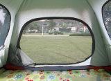 Grande tente campante de la personne 4-6 de Double couche extérieur de procès