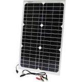 comitato solare di 20W PV, modulo di PV per indicatore luminoso solare