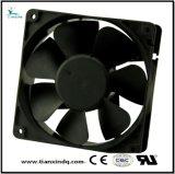120*38 mm 12-24V rolamento hidráulico da estrutura do ventilador de refrigeração sem escovas DC ventilador axial do ventilador M
