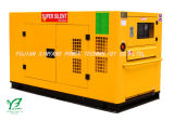 60kw Yuchai Dieselgenerator-Set mit schalldichtem
