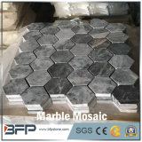 Mosaicos de mármol blancos del hexágono nuevos para el diseño interior