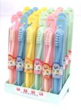 Toothbrush Series of Pvc with Plastic Box